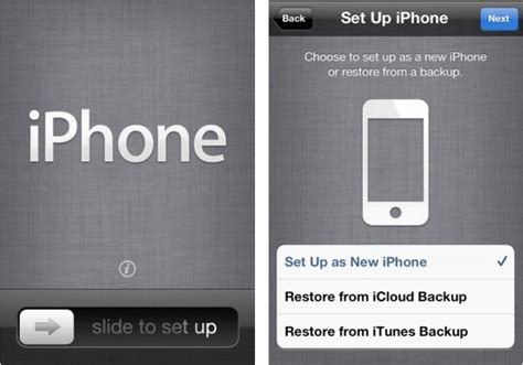 setting up new iphone get started with your new iphone the right way setup