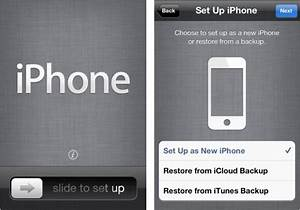 Get Started With Your New Iphone  U2014 The Right Way  Setup