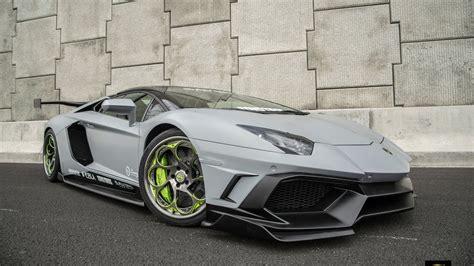 Aimgain Lamborghini Aventador Gt  Sv69l  Savini Wheels
