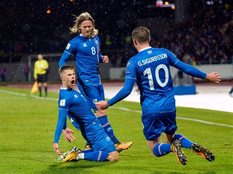 The Icelandic Men National Football Team All About Iceland