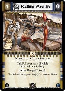 Image - Ratling Archers-card4.jpg | L5r: Legend of the ...
