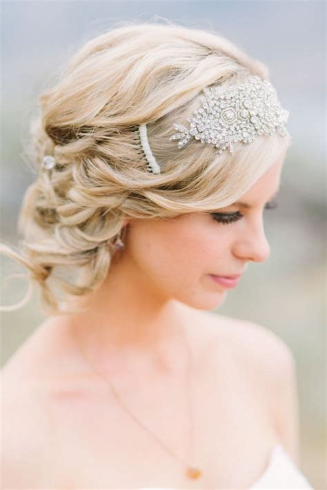 1920 Gatsby Hairstyles by 1920s Gatsby Glam Bridal Hair Inspiration Southbound