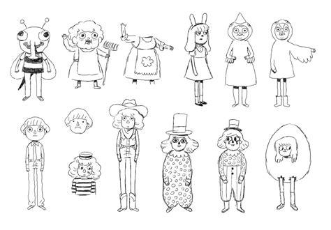 personagens da miniss 233 rie the garden wall por mikkel