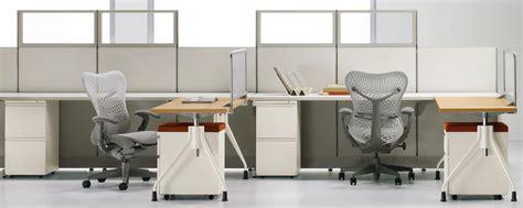 herman miller bureau used office furniture used cubicles