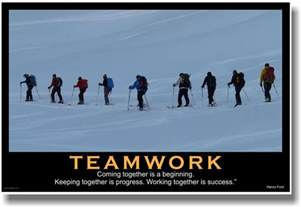 Inspirational Quotes About Teamwork in Sports