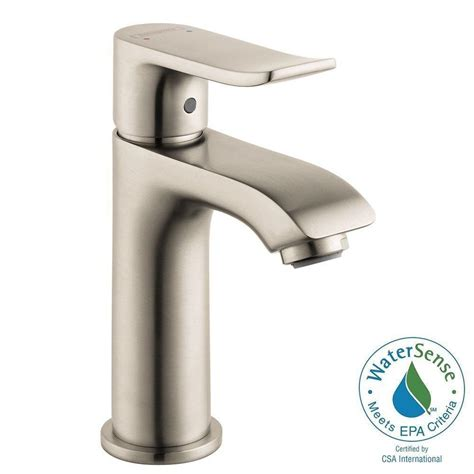 Hansgrohe Metris Kitchen Faucet by Hansgrohe Metris E 100 Single 1 Handle Low Arc