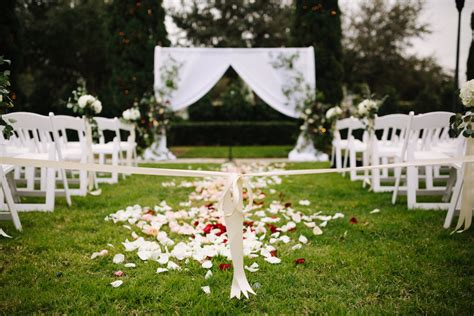 outdoor ta bay garden wedding palmetto club