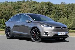 Tesla 4x4 Prix : essai vid o tesla model x navette sp ciale ~ Gottalentnigeria.com Avis de Voitures