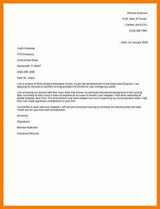 6 good cover letter examples