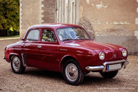 renault gordini renault dauphine 1960 rétro émotion