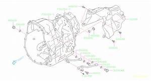 2010 Subaru Outback Union Screw Oil Cooler  Case