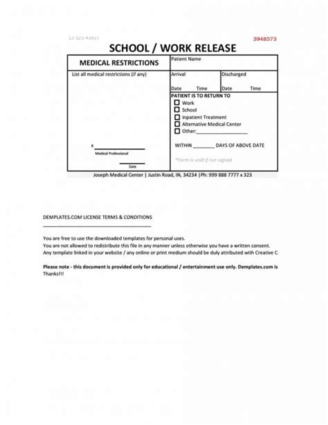 dr note template for work 42 doctor s note templates for school work printable templates
