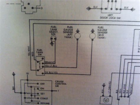 95 F150 Fuel Tank Diagram by 82 F150 Dual Tank Wiring Diagram Ford Truck Enthusiasts