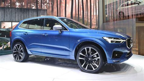volvo xc facelift   hybrid model