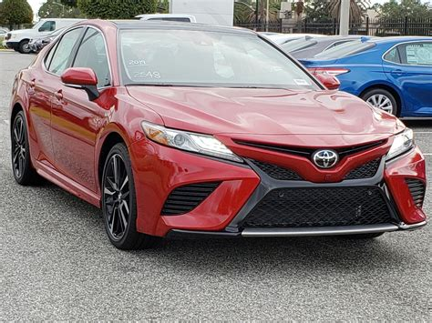 New 2019 Toyota Camry Xse 4dr Car In Orlando #9250013