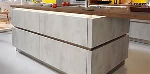 Apothekerauszug Selber Bauen : schuller kitchens elba k023 concrete quartz grey schuller kitchens uk ~ Markanthonyermac.com Haus und Dekorationen