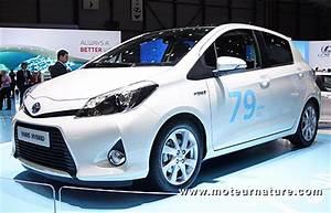 Toyota Yaris Hybride Chic : les prix de la yaris hybride et de la prius ~ Gottalentnigeria.com Avis de Voitures