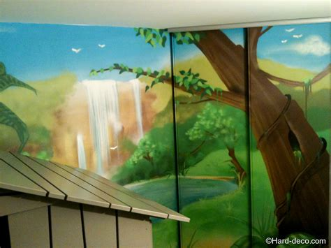 decoration chambre jungle idee deco chambre theme jungle raliss com