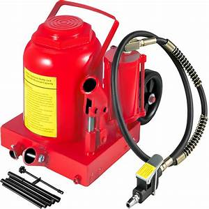 50 Ton Bottle Jack Air Hydraulic Jack Manual Heavy Duty