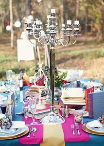 Eclectic And Whimsical Bridal Shower - Celebrations at Home