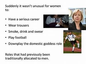 Lesson 3 gender stereotypes and the media
