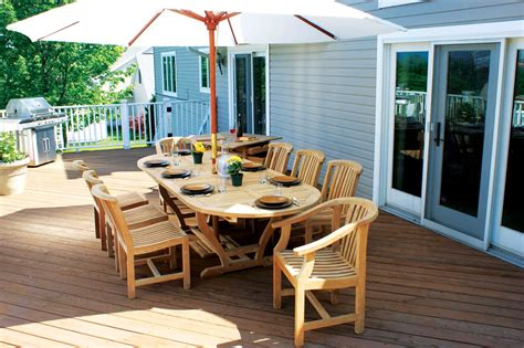 wooden patio furniture  patio designs contemporary