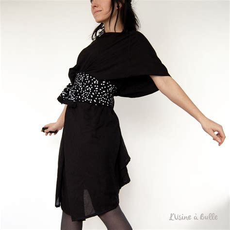 robe ultra facile pop couture
