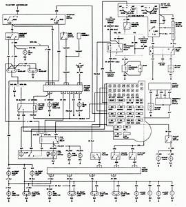 1992 Chevy 1500 Wiring Diagram