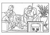 Coloring Smoking Pages Printable Print Health Education Edupics Portfolio Students 531px 42kb sketch template