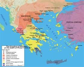 Macedonia On Map