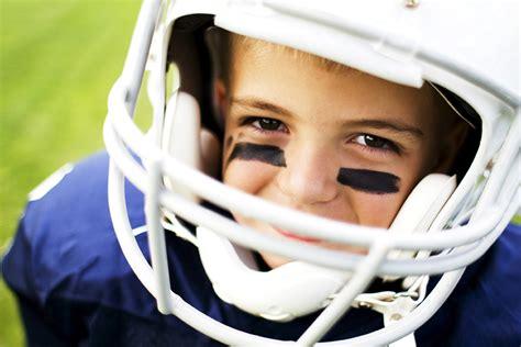 kid play football wellness  news