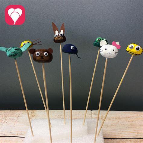 herbstliches basteln mit kindern balloonasblog einfache kreative ideen rund um den kindergeburtstag