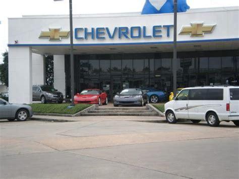 Autonation Chevrolet Gulf Freeway Car Dealership In