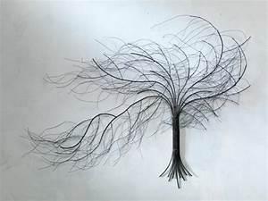 Wanddeko Baum Metall : wanddeko aus holz oder metall ~ Whattoseeinmadrid.com Haus und Dekorationen