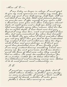 My favorite literary letter captain wentworth39s letter to for Jane austen persuasion letter