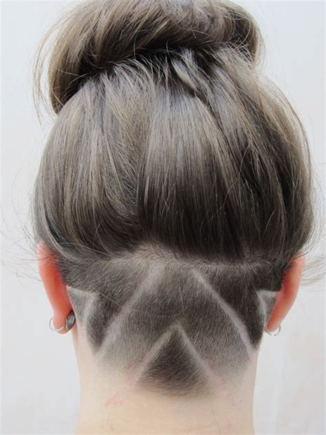 undercut tattoo tumblr