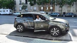 Peugeot Voiture Autonome : un peugeot 3008 autonome rode aux abords de roland garros ~ Voncanada.com Idées de Décoration