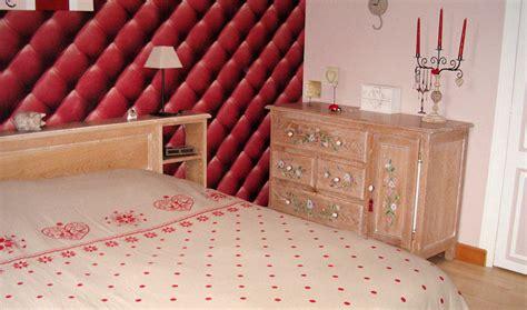 chambre ceruse aménagement chambre en chêne cérusé armellin