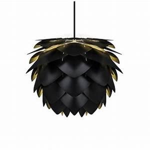 Suspension Noire Design : suspension scandinave blanche 32cm silvia by vita copenhagen drawer ~ Teatrodelosmanantiales.com Idées de Décoration