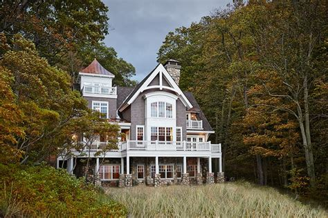 cottage rentals in michigan secluded beachfront luxury on lake michigan homeaway
