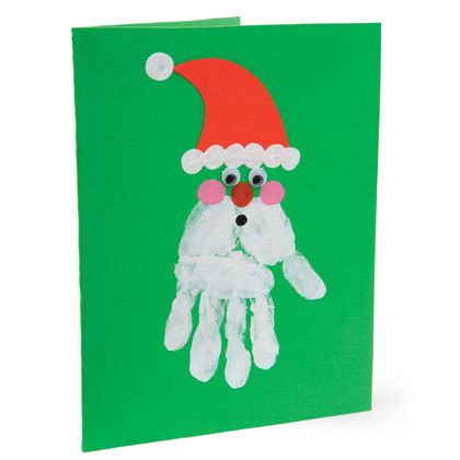 outside the preschool box 670 | Santa card