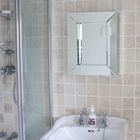 deep  glass bathroom mirror  decorative mirrors