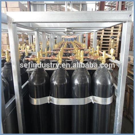 Nitrogen Cylinder Rack by Dnv Offshore Used Mobile Nitrogen Cylinder Rack With 16 18