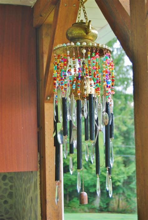 making wind chimes thriftyfun