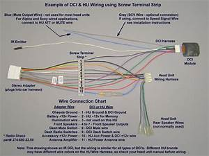 Alpine Cd Player Wiring Diagram