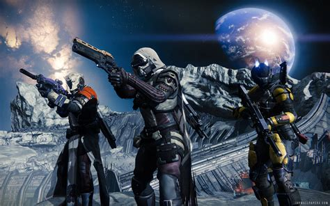 Share destiny wallpapers 1920×1080 with your friends. 4K Destiny Wallpapers (54+ images)