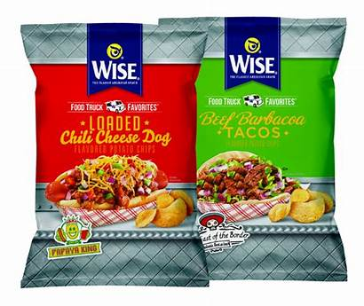 Wise Foods Inc Company Retail Merchandiser 95th