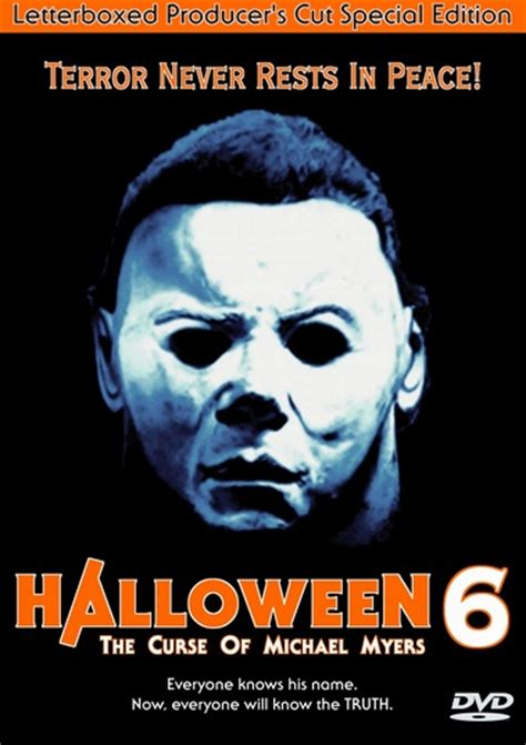Donald Pleasence Halloween 4 by Halloween 6 The Curse Of Michael Myers Halloween