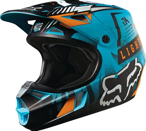 motocross helmets ebay fox racing youth v1 vicious dot mx motocross riding helmet