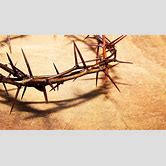 crown-of-thorns-and-nails-background